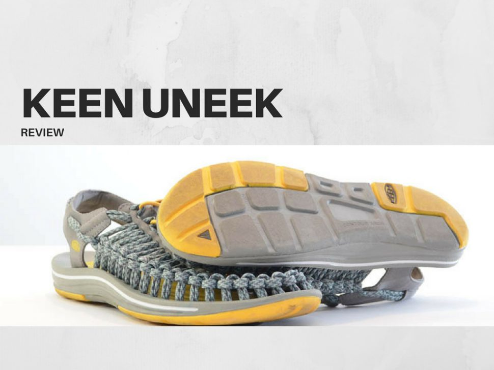 Featured image of KEEN Uneek product review
