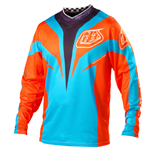 Kids' Motorcycle Jersey